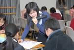 Highlight for Album: 2月24日 - 北區小學明日領袖選舉2008學生工作坊