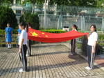 Highlight for Album: 2010 - 09 - 28 National Day Assembly